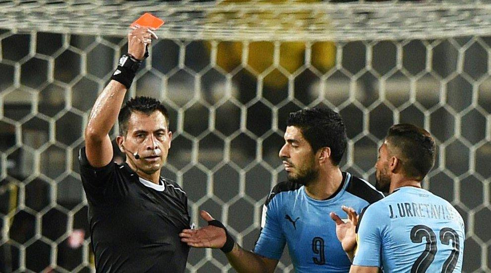 FINAL | Perú 2-1 Uruguay https://t.co/mxUdTbbwbd #Rusia2018