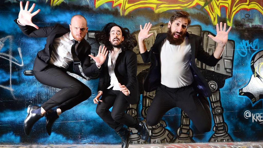 Comedy Festival 2017: Sketch comedians Aunty Donna in new show