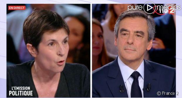 'L'émission politique' : François Fillon était au courant de la présence de Christine Angot https://t.co/9IShtD2RsV