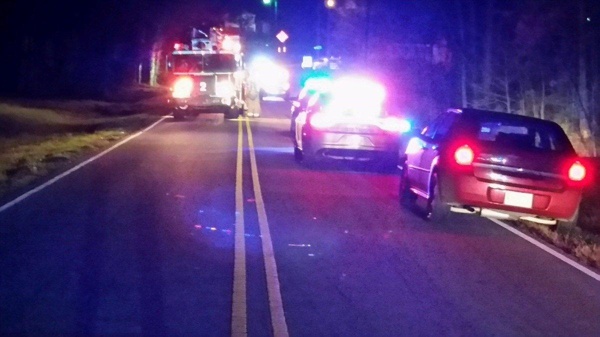 #BREAKING OVERNIGHT: Pedestrian fatally struck by deputy in Rowan County  https://t.co/JNhYVvWxSj #WatchWBTV