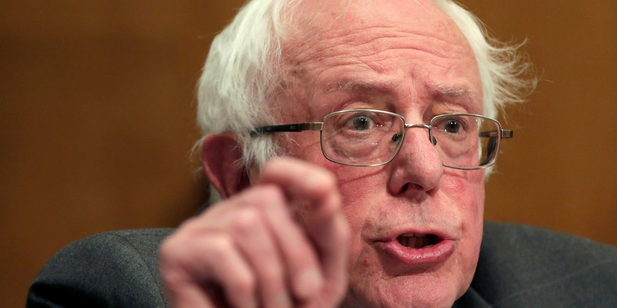 ". @SenSanders tears into Trump's ""disaster"" of a climate change order ➡️ by @lee_moran"