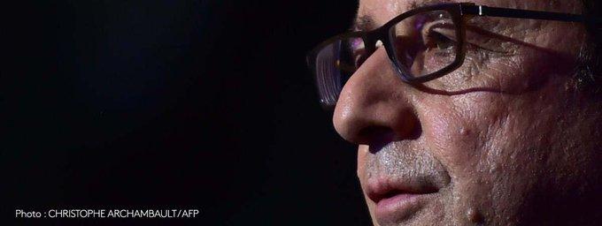 François Hollande ne sait 'pas encore' ce qu'il fera après la fin de son mandat https://t.co/nmVom1hnlh