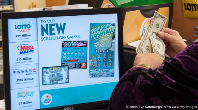 'Gambling can be addictive.' Florida lottery tickets might soon come with warning label. https://t.co/U3wnEGoM4j