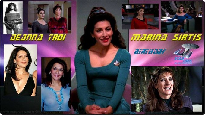 3-29 Happy birthday to Marina Sirtis.