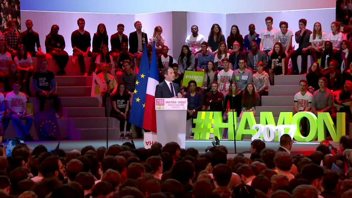 Pourquoi Benoît Hamon concentre-t-il ses attaques contre le 'parti de l'argent' ? https://t.co/s9ba9XnoLd
