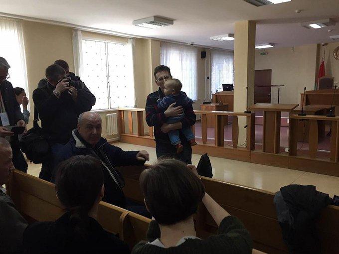 Shaken by mass protests, Belarus beats opposition activist until hospitalized, then jails HIM for 'hooliganism.' https://t.co/nIug282quc