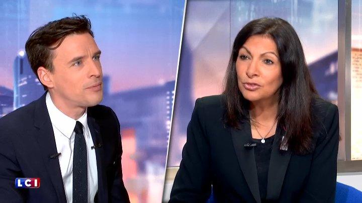 'Question off' : 'Je suis très engagé dans ma ville, mon objectif est de faire gagner Paris', dit Anne Hidalgo https://t.co/zgp2H8oZk6