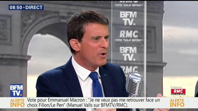 EN DIRECT - @manuelvalls : '@FrancoisFillon a pris en otage sa famille politique et cette campagne' #BourdinDirect 📺 https://t.co/LIEhlp6yN7
