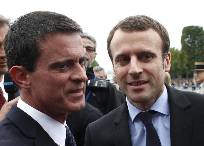 LIVE PRÉSIDENTIEL - Manuel Valls votera Emmanuel Macron : 'Je prends mes responsabilités' 👉https://t.co/hDzmOho2Xt