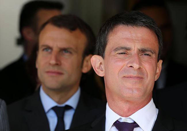Présidentielle : Valls soutient Macron >> https://t.co/Mn7qVxt7p6