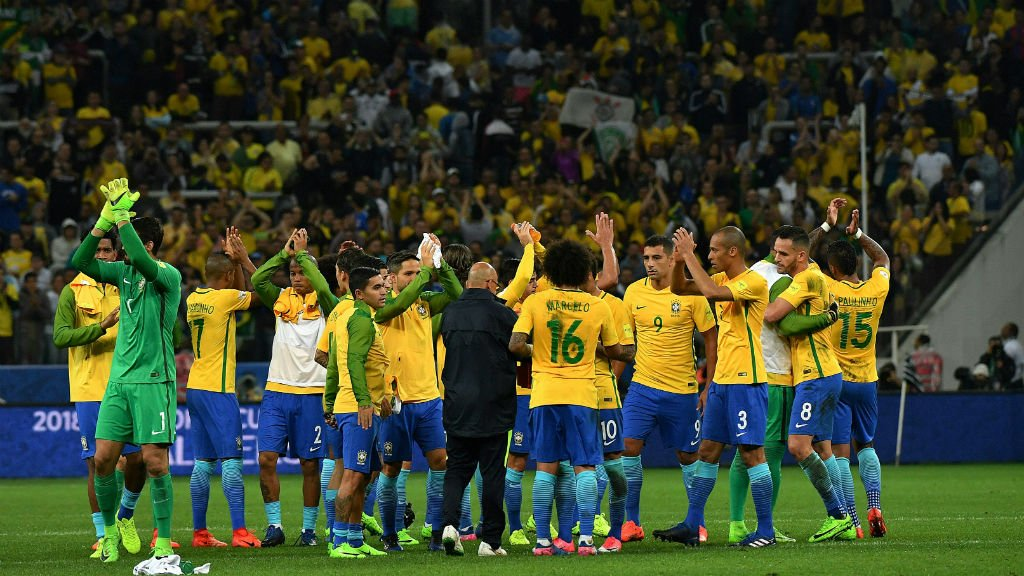Brazil first to qualify for World Cup as Argentina stumble