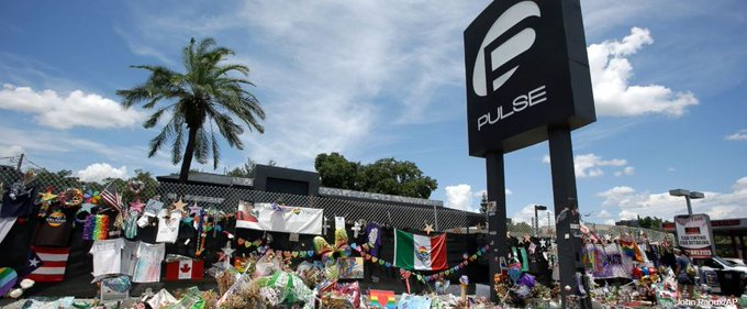 In honor of Pulse anniversary, Orlando officials declare June 12 'Orlando United Day -- A Day of Love and Kindness' https://t.co/ywNbvWGdNP