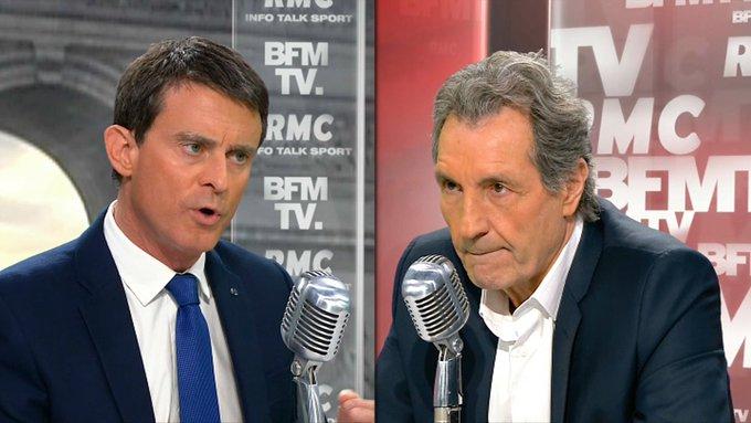 VIDEO - 'Cabinet noir' à l'Elysée: Valls dénonce la 'stratégie de démolition' utilisée par Fillon https://t.co/EXxw6QES2x