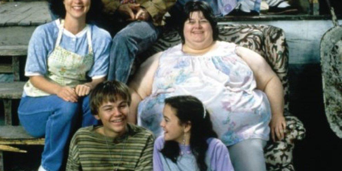 디카프리오가 25년 전 출연한 영화 '길버트 그레이프'의 엄마였던 배우를 추모하며 올린 글 https://t.co/93GTD6P10I