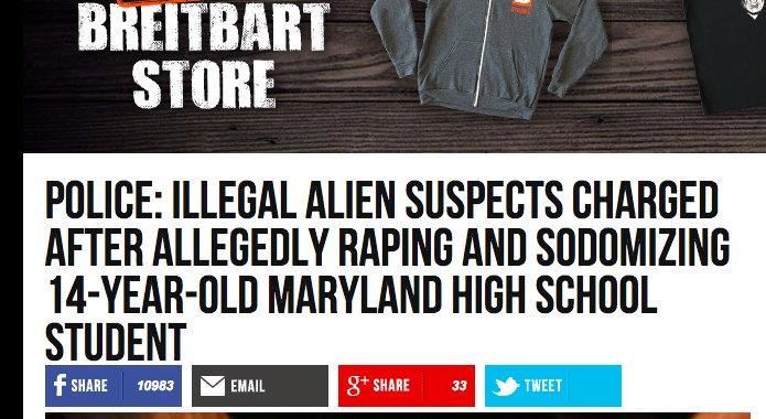 메릴랜드주 여학생 학내 강간 사건은 어떻게 인종차별 마녀사냥으로 변질됐나 : 용의자가 불법 이민자라는 것에 초점을 맞추는 것은 성폭력 예방에 도움이 되지 않는다 https://t.co/3LnahDGsB6