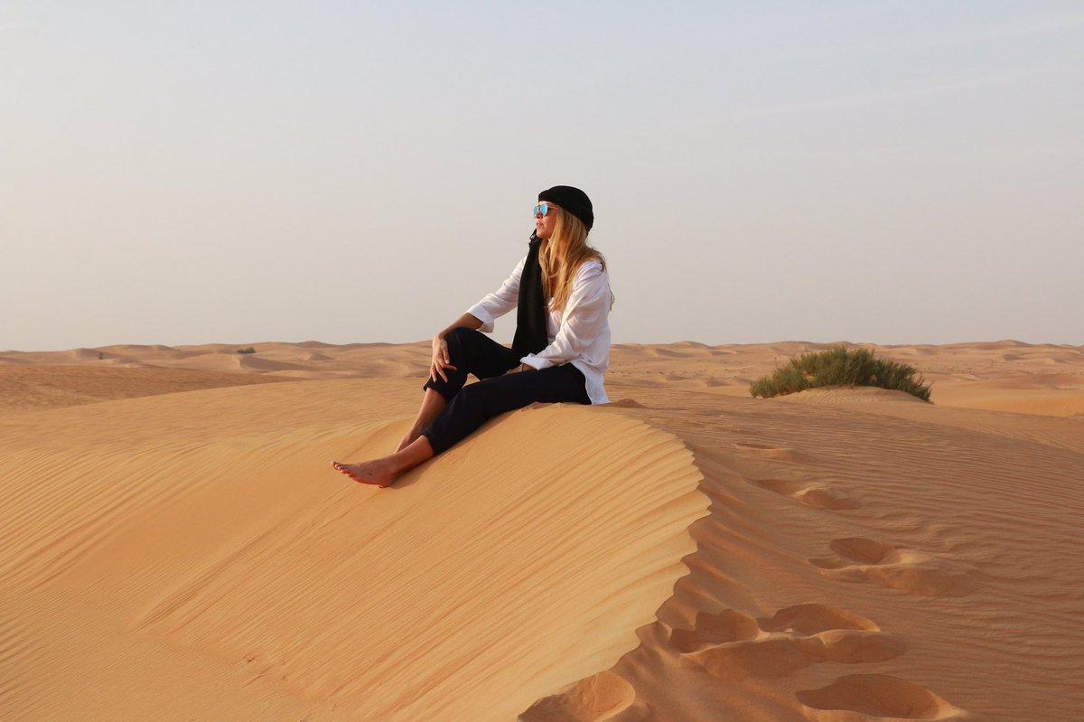 Окончательно полюбила Дубаи после вчерашнего #DesertSafari ????✨ @VisitDubai_RU #myDubai #Дубаи https://t.co/zA0CpjFohV