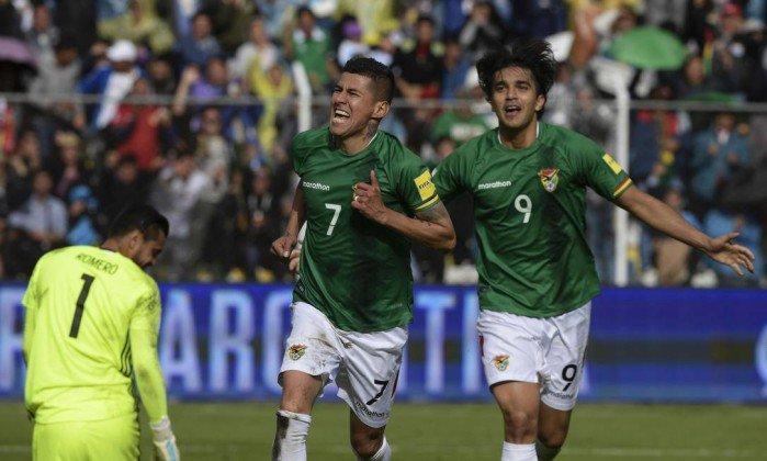Argentina perde para Bolívia e se complica nas eliminatórias