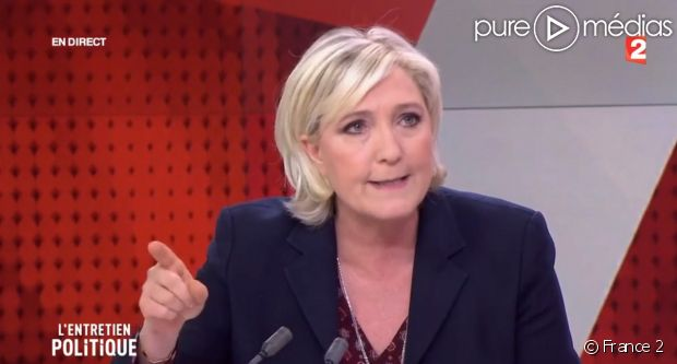 Marine Le Pen flingue France 2 et ses 'méthodes de voyou' https://t.co/9tFHbb8myD