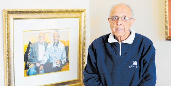Celebrated anti-apartheid icon Kathrada dies aged 87