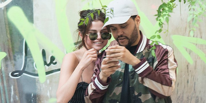 Selena Gomez and the Weeknd continue their romantic South American tour in Buenos Aires