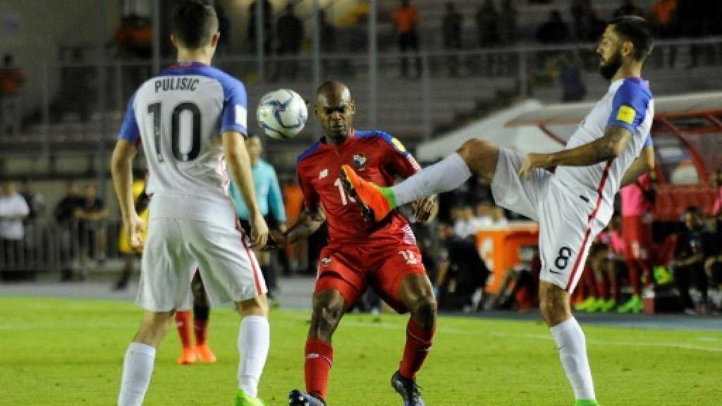 US held by Panama in FIFA World Cup qualifier