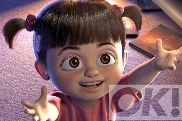 Remember Boo from Monsters Inc? You won't BELIEVE what the voice behind her looks like now!