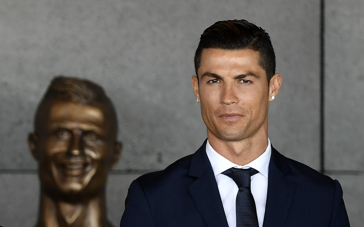 Twitter Reacts to Cristiano Ronaldo's Statue Unveiling at Madeira Airport