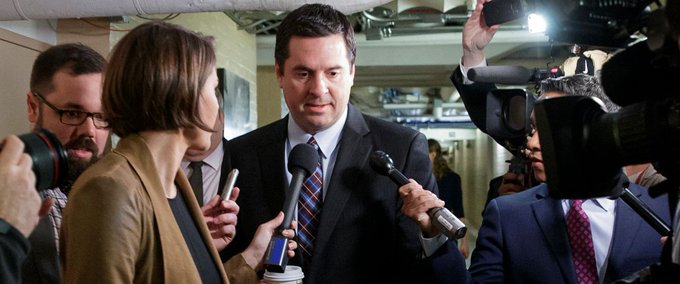 Everything you need to know about House Intelligence Committee Chairman Devin Nunes: https://t.co/zljoRk08bS