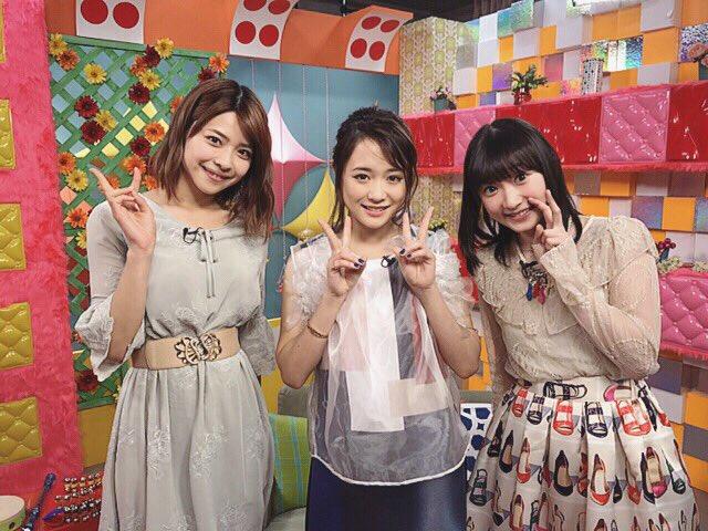 金澤朋子です🙋🏻🙋🏻今日21:00〜、大原櫻子さんの音楽番組【さくch #004】公開!宮本佳林ちゃんと2人で出演します