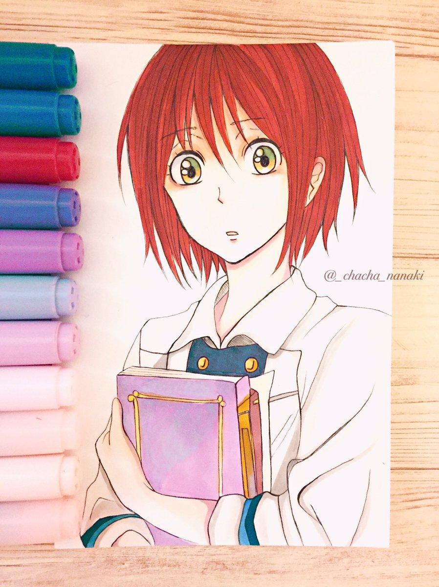 りゅーちゃん( ) 💗 赤髪の加工たくさんしてくれて本当にありがとう😂💕いまも待受けやキーボードの背景に使わせていただい