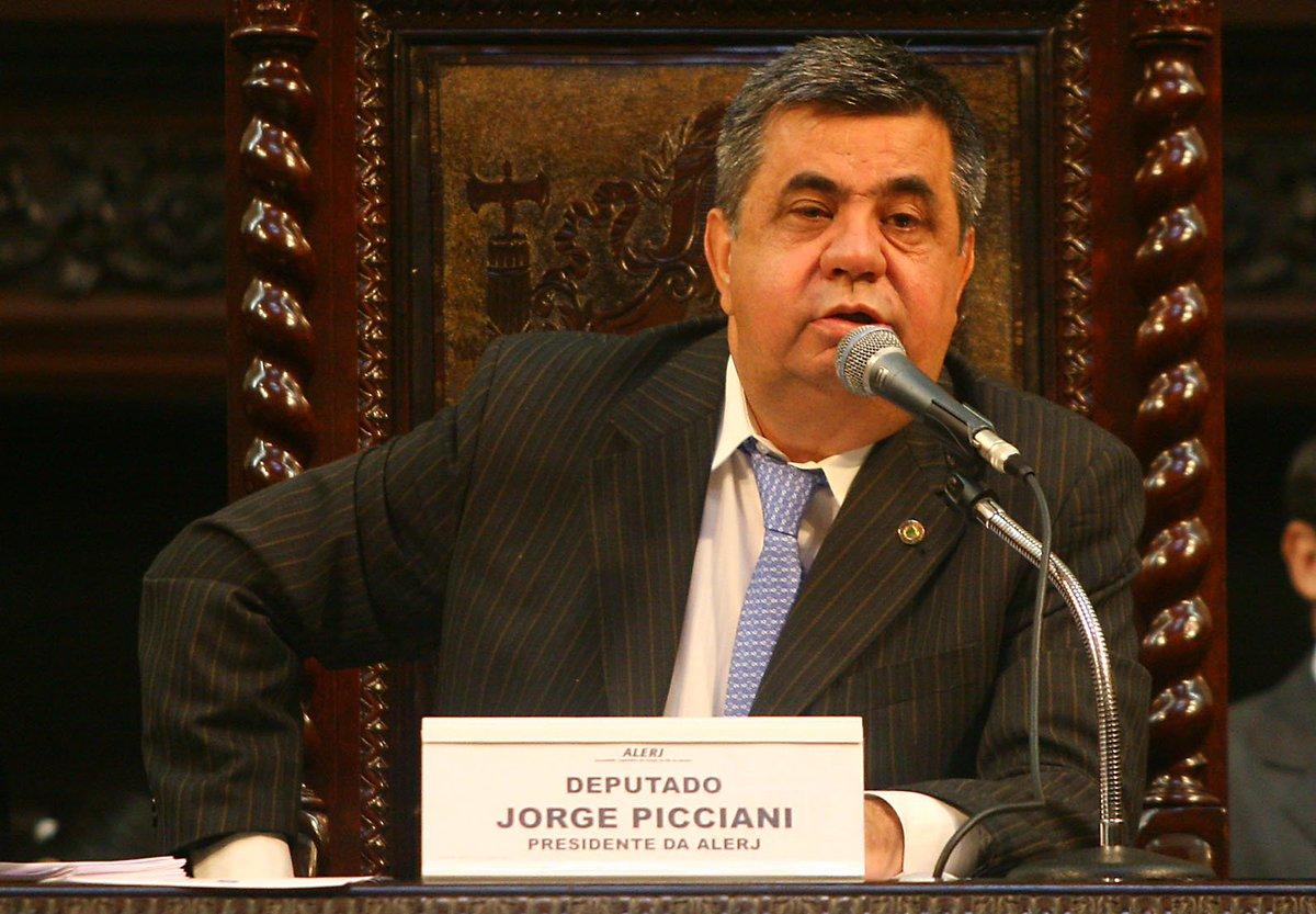 Operação da PF mira em Tribunal de Contas do Rio e presidente da Alerj.