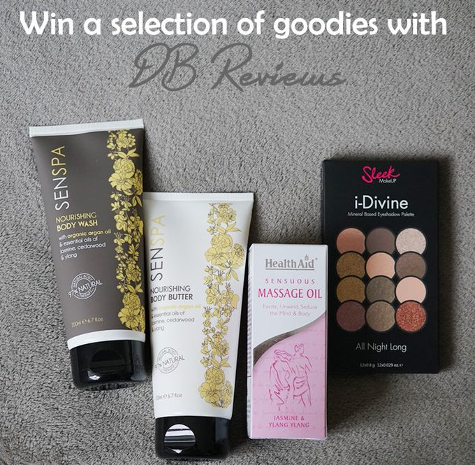 Win a Bundle of Goodies