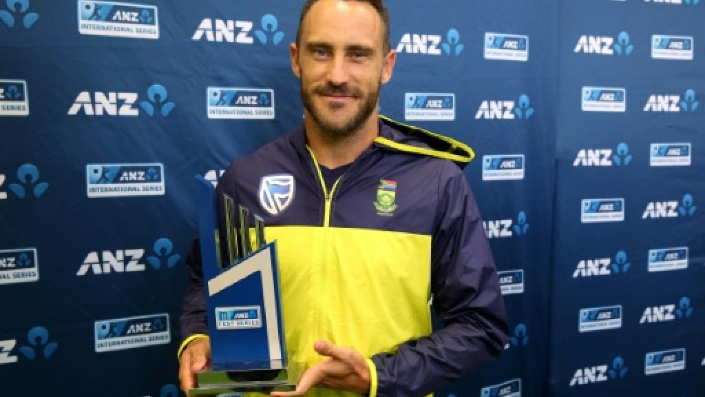 South Africa 'saved by rain' as downpour seals New Zealand series