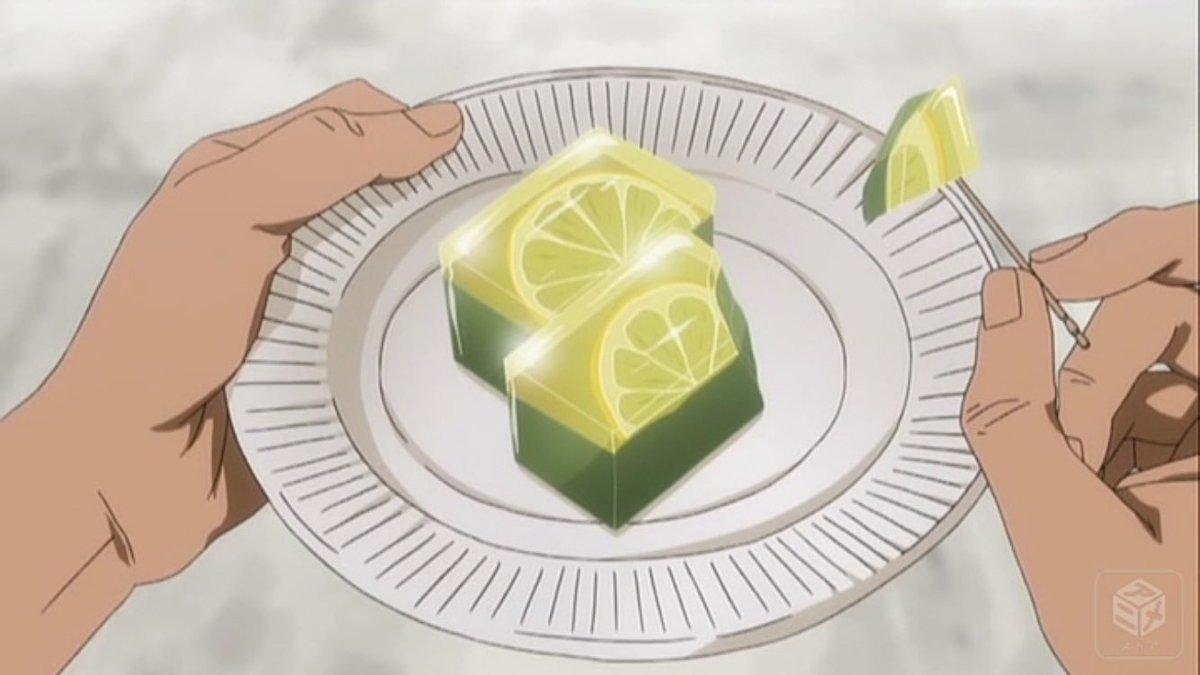 大崎下島でたまゆらに登場したレモン羊羹買ってきた🍋
