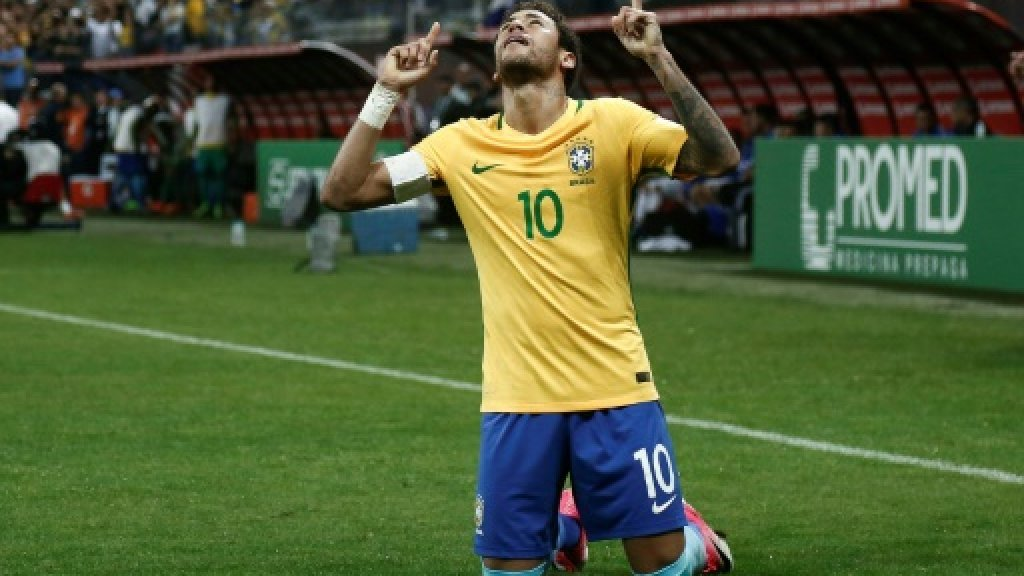 Brazil almost there, Argentina crash in World Cup qualifiers