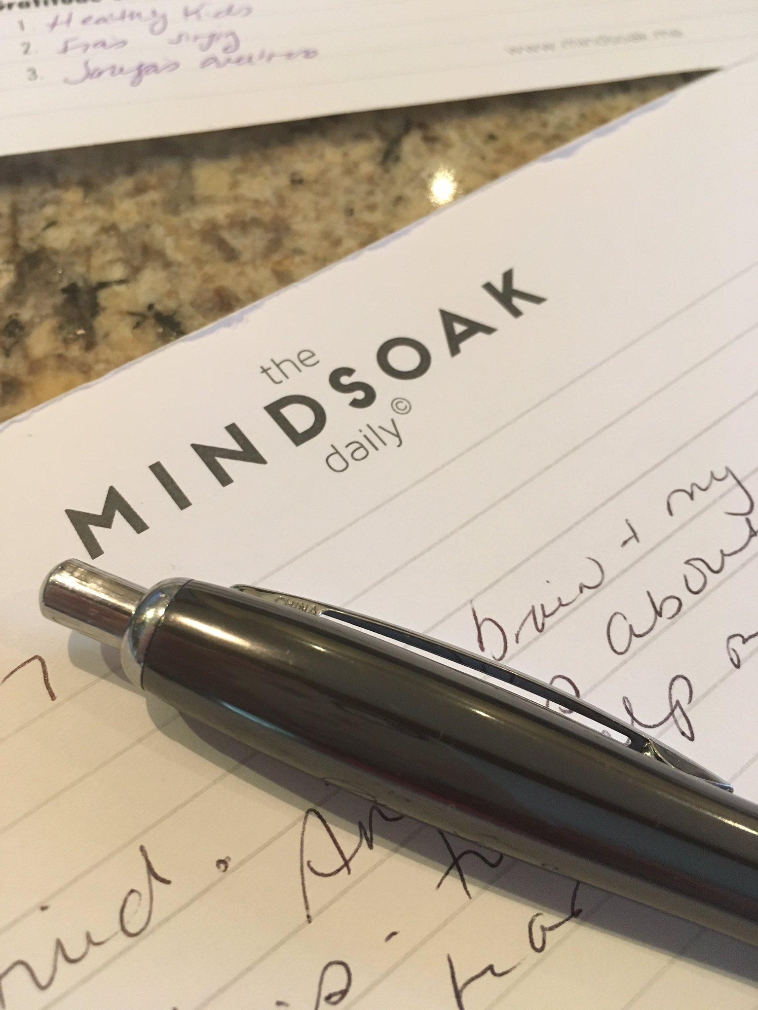 #journaling for a healthier mind and spirit. #wednesdaywisdom https://t.co/GPhjPxgIqr
