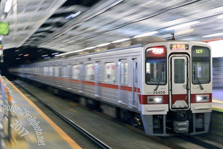田園都市線を走る東武車はクレヨンしんちゃんもそうですが、こちらも忘れてはならぬ存在。