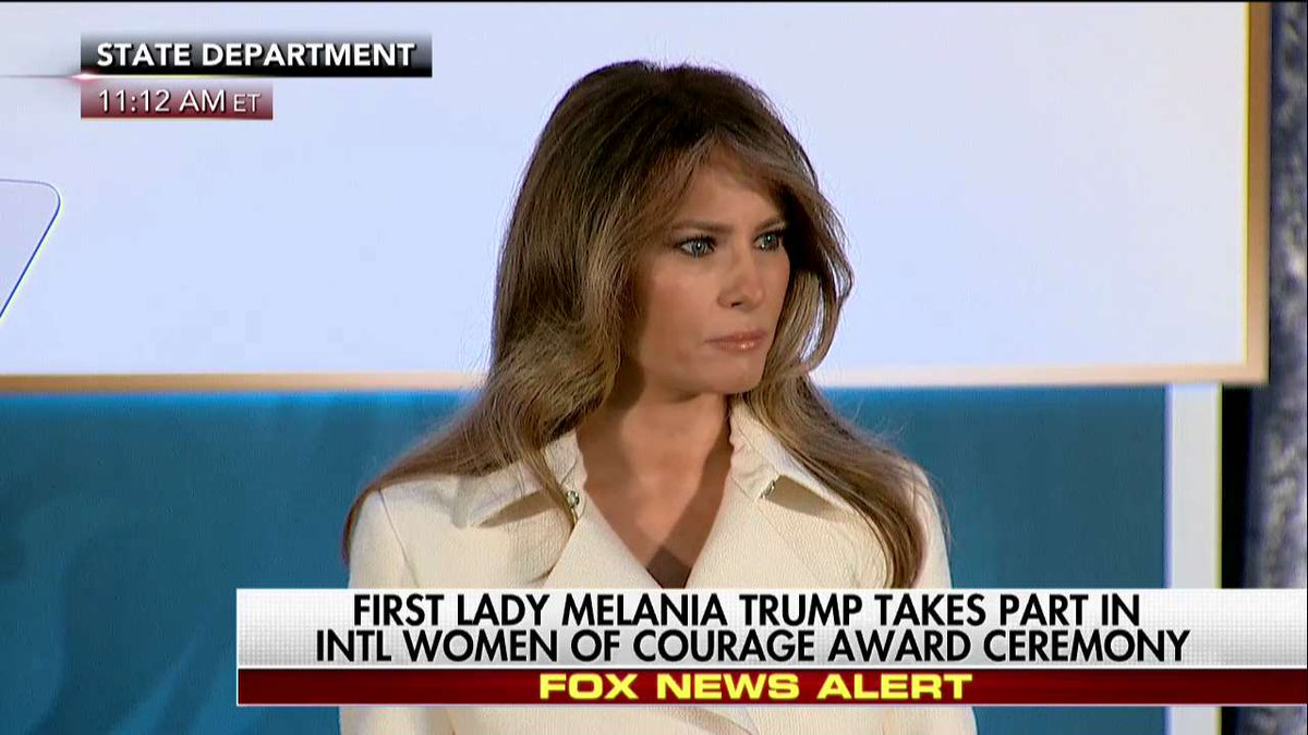 """.@FLOTUS' message to young women """"I urge you to not be afraid to fail."""""""