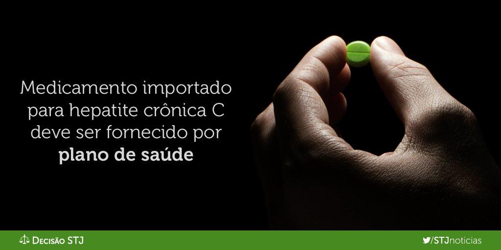 #DecisãoSTJ Medicamento importado deve ser fornecido por plano de saúde para uso domiciliar.