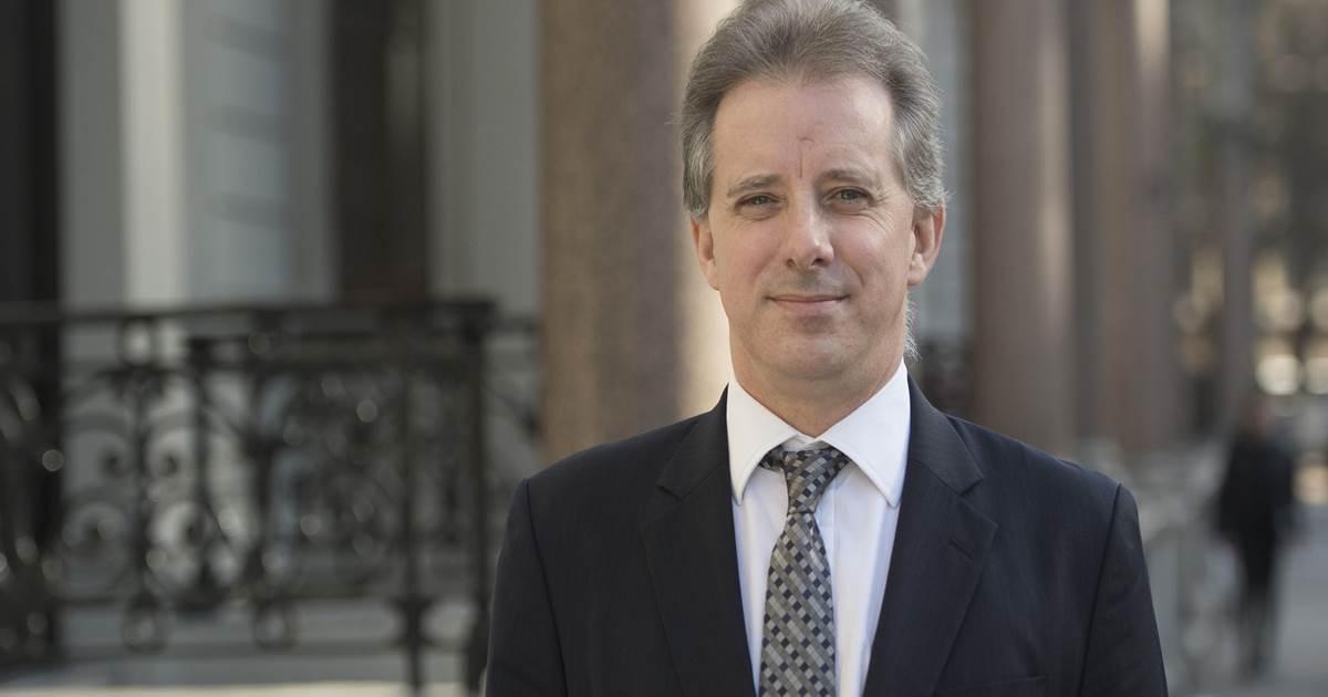 Senate Intel Committee may interview ex-British spy Christopher Steele