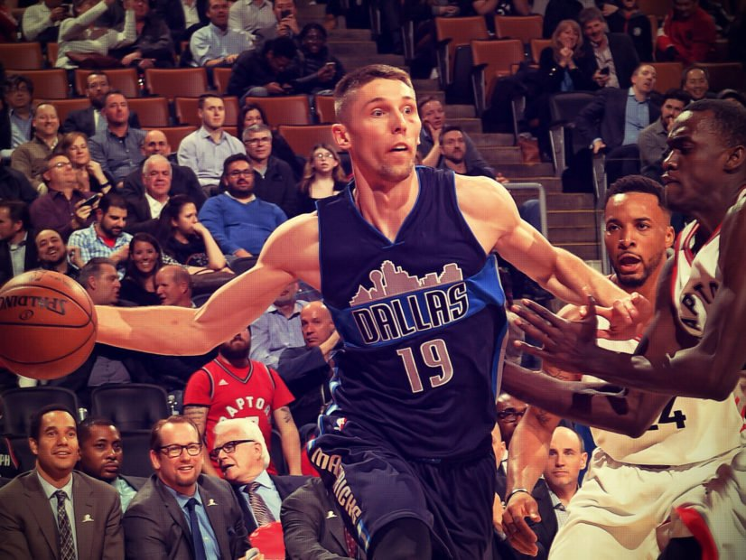 OFFICIAL The Mavs have signed Jarrod Uthoff to a multi-year deal!📝