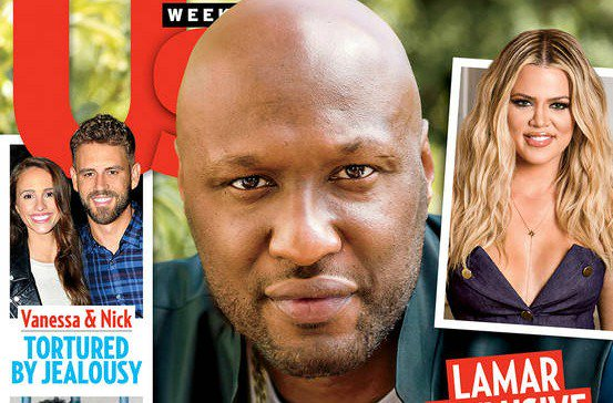 Lamar Odom got candid about drug use and cheating on Khloe Kardashian: