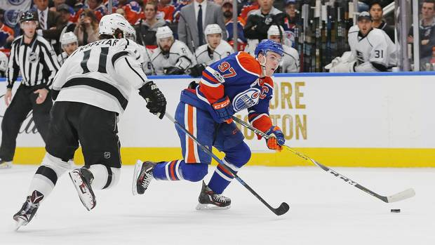 .@EdmontonOilers make NHL playoffs for first time since 2006 From @Globe_Sports