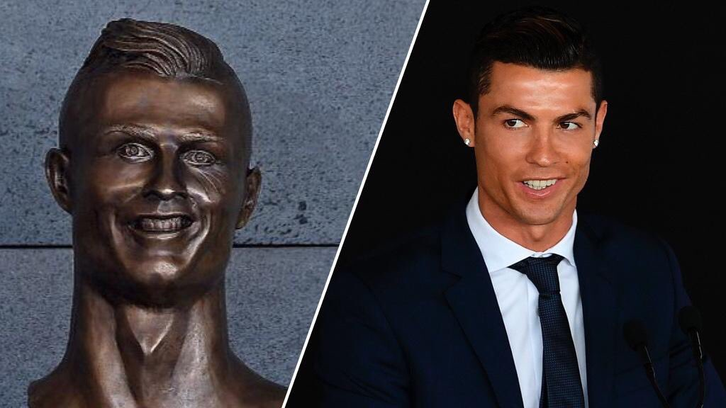 I'm beginning to understand why they call these types of statues a 'bust' #CristianoRonaldo https://t.co/fDJSPKbSqw