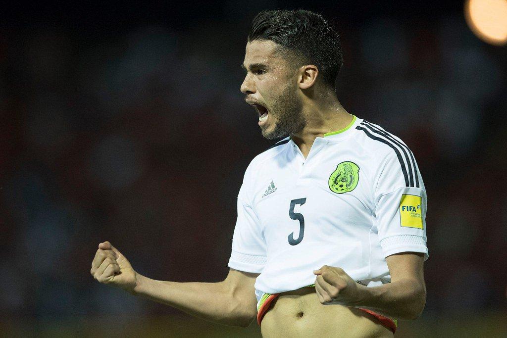 México mantiene el liderato en hexagonal de la CONCACAF - Diario Co Latino