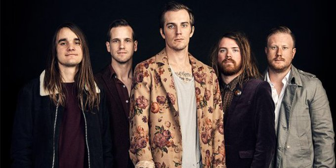 Indie rockers @themaine release a nostalgia-fueled new track 'Do You Remember' https://t.co/U3zE1nJX94 https://t.co/jOwo00JI89