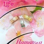 「ハマトラ」by イセザキシマミネ‼️詳しくはこちら  #ギフト #アクセサリー #リング #ペアリング #プチネックレ