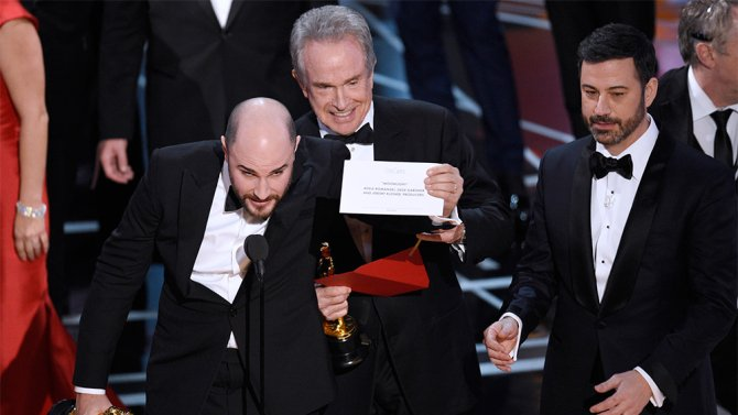 Academy details new steps to avoid another Oscars fiasco
