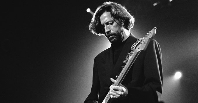 Happy birthday Eric Clapton! See why he\s one of the greatest guitarists of all time