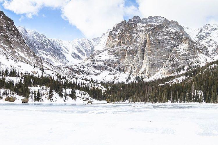 test Twitter Media - #Wintercamping the Loch at #RockymountainNationalPark near #EstesPark in #Colorado #hiking Photo: Tyler Brooks https://t.co/HiNWIddw94 -CO https://t.co/PaQ6MhOFec